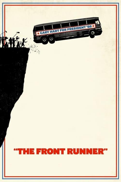 Key visual ofThe Front Runner