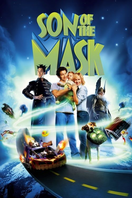 Key visual ofSon of the Mask