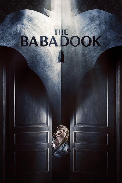Key visual ofThe Babadook