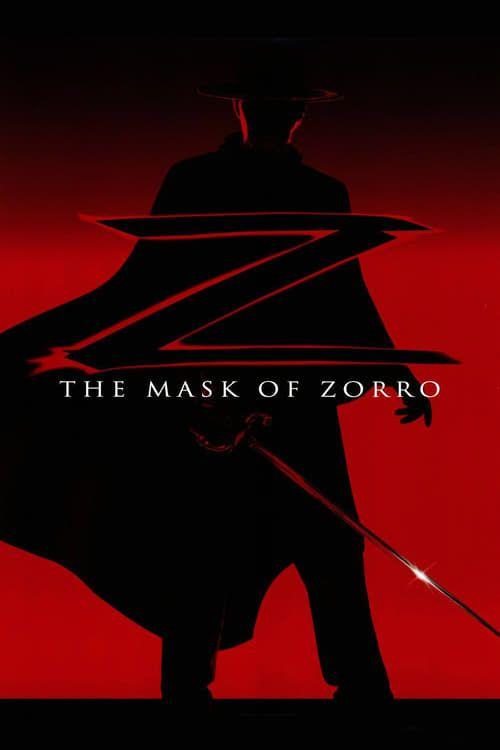 Key visual ofThe Mask of Zorro