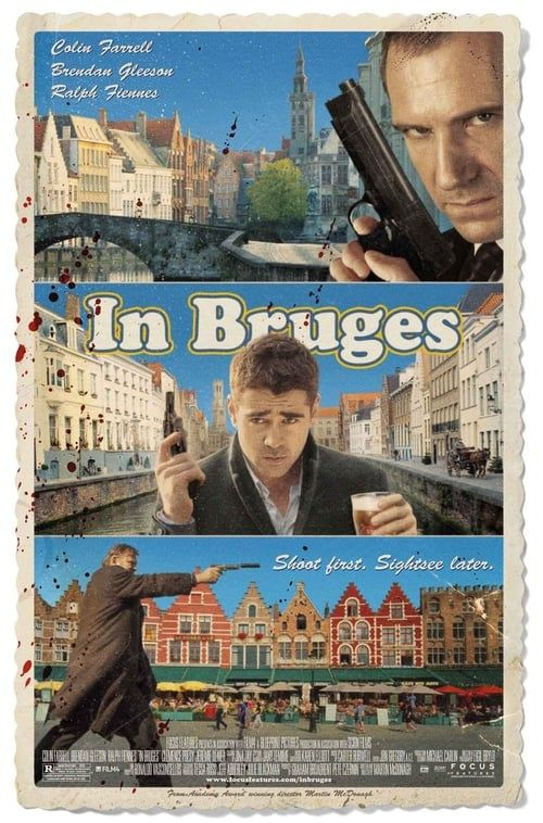 Key visual ofIn Bruges
