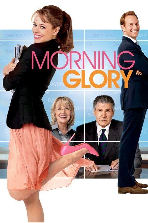 Key visual ofMorning Glory