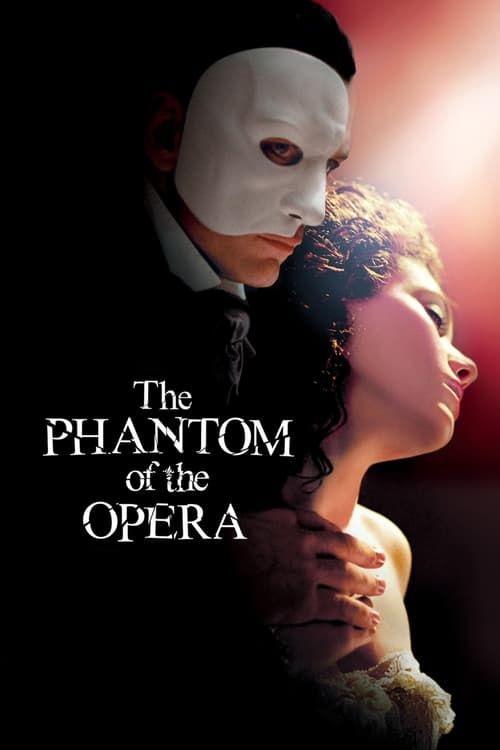 Key visual ofThe Phantom of the Opera