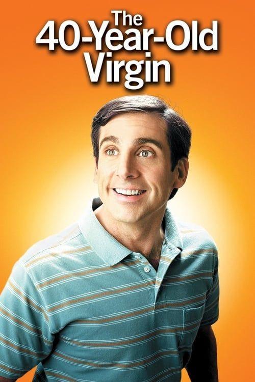 Key visual ofThe 40 Year Old Virgin