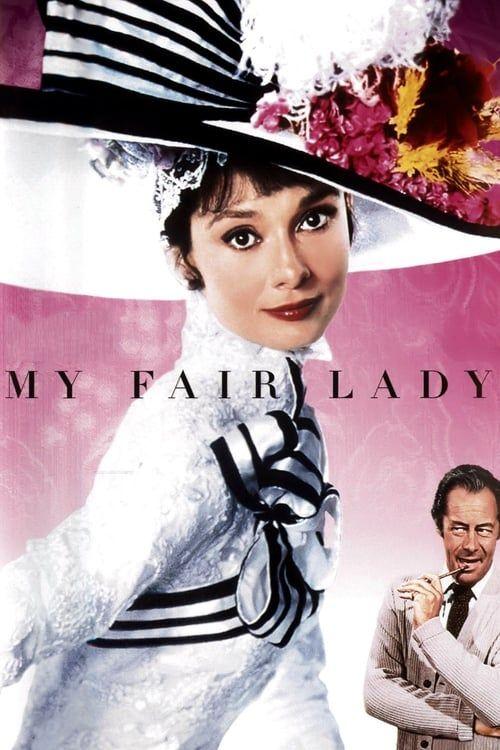 Key visual ofMy Fair Lady