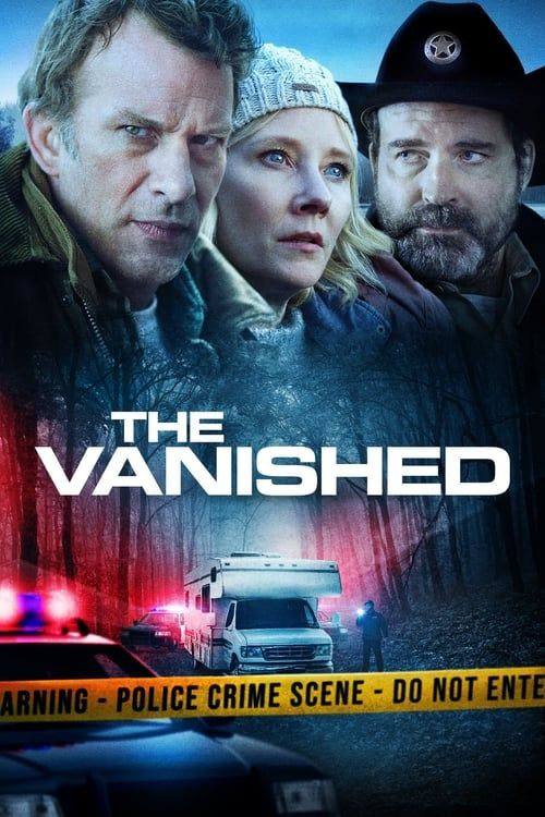 Key visual ofThe Vanished