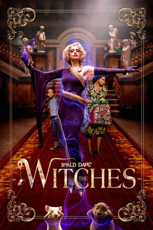 Key visual ofRoald Dahl's The Witches