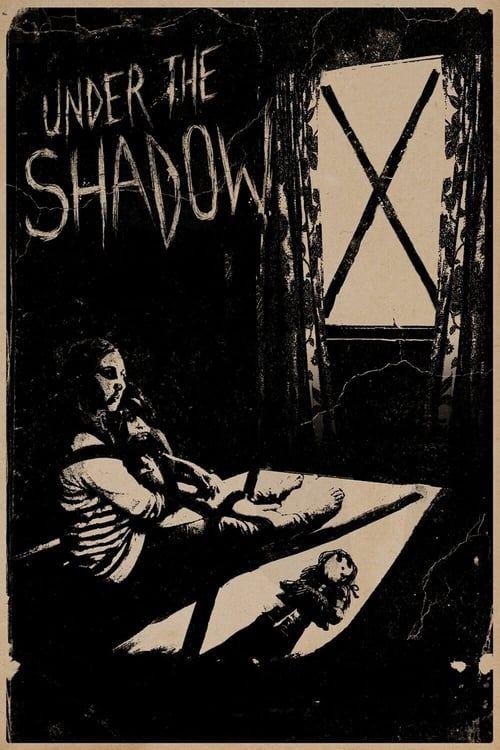 Key visual ofUnder the Shadow