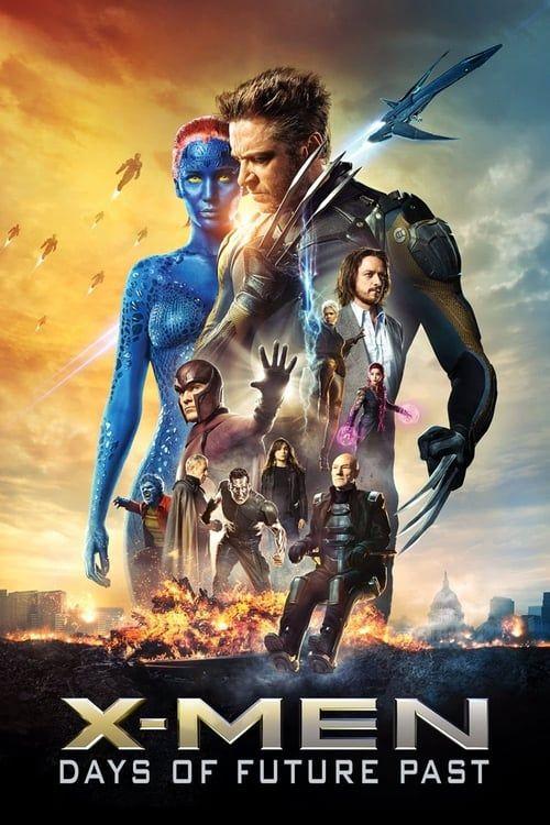 Key visual ofX-Men: Days of Future Past