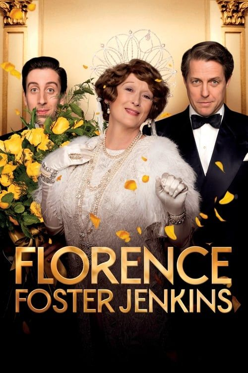Key visual ofFlorence Foster Jenkins