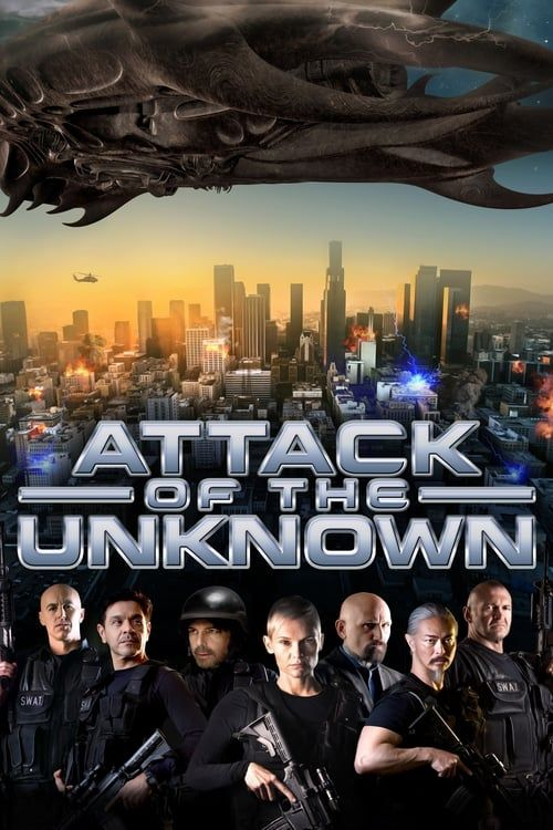 Key visual ofAttack of the Unknown