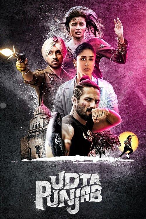 Key visual ofUdta Punjab