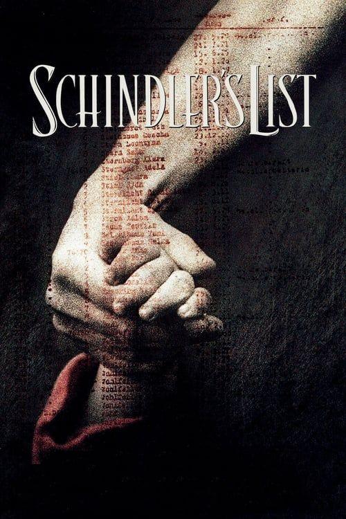 Key visual ofSchindler's List