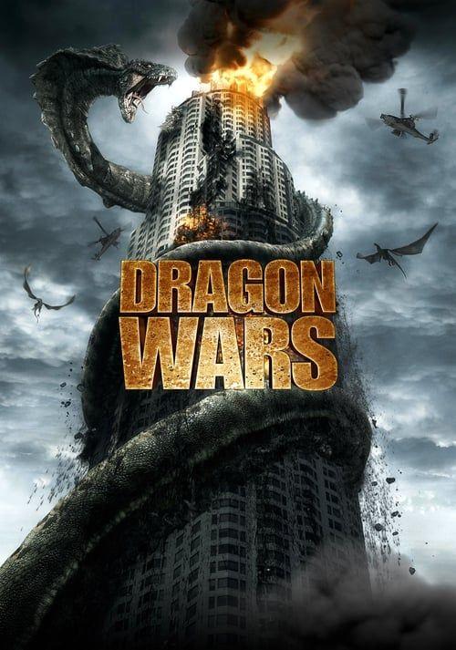 Key visual ofDragon Wars: D-War