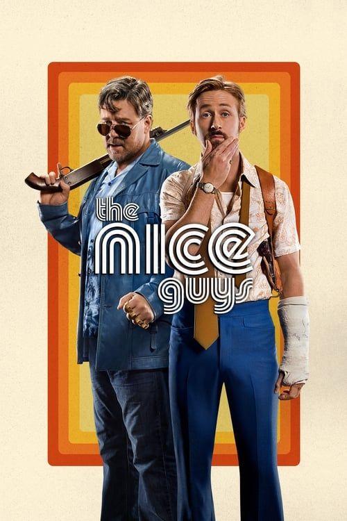 Key visual ofThe Nice Guys