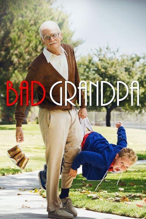 Key visual ofJackass Presents: Bad Grandpa