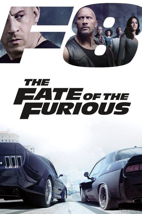 Key visual ofThe Fate of the Furious