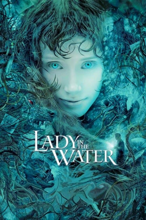 Key visual ofLady in the Water