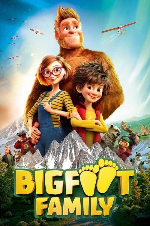Key visual ofBigfoot Family
