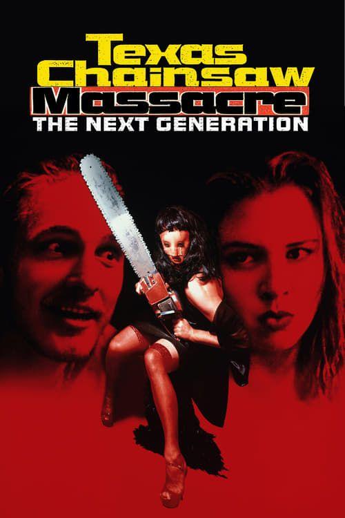 Key visual ofTexas Chainsaw Massacre: The Next Generation