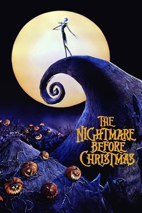 Key visual ofThe Nightmare Before Christmas