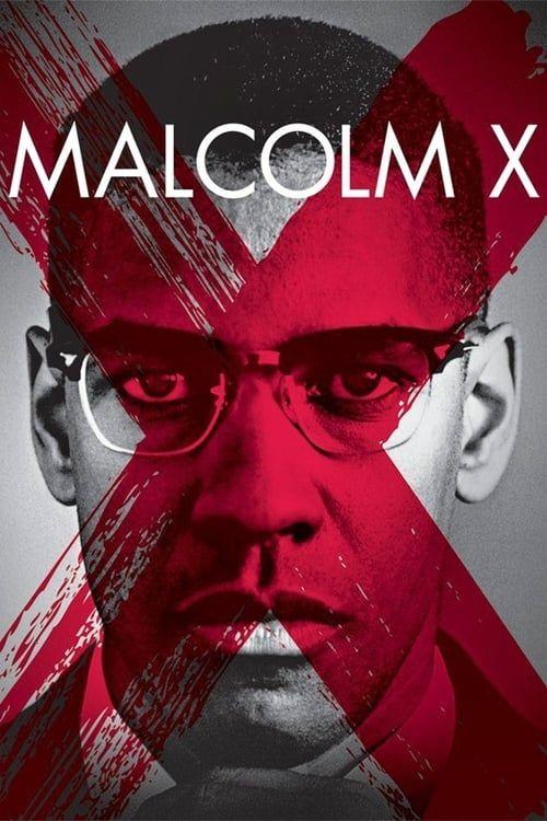 Key visual ofMalcolm X