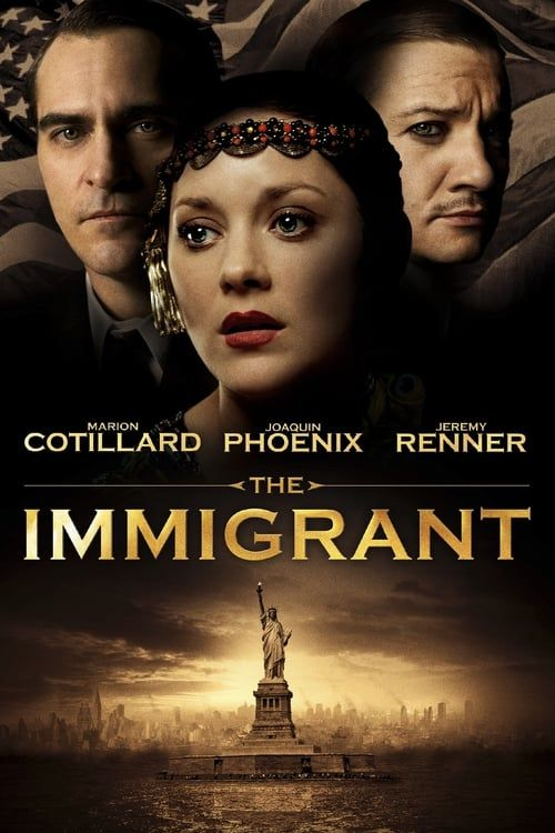 Key visual ofThe Immigrant