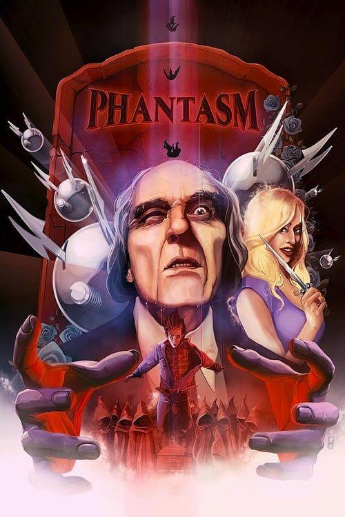 Key visual ofPhantasm