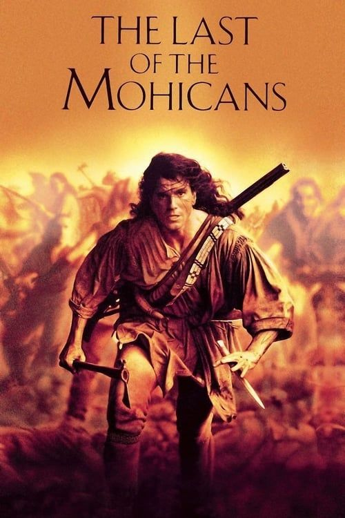Key visual ofThe Last of the Mohicans