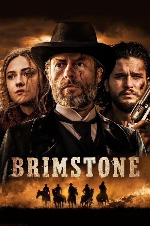 Key visual ofBrimstone