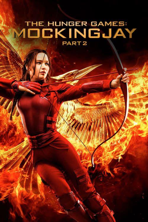 Key visual ofThe Hunger Games: Mockingjay - Part 2