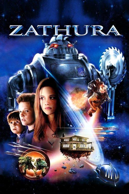 Key visual ofZathura: A Space Adventure