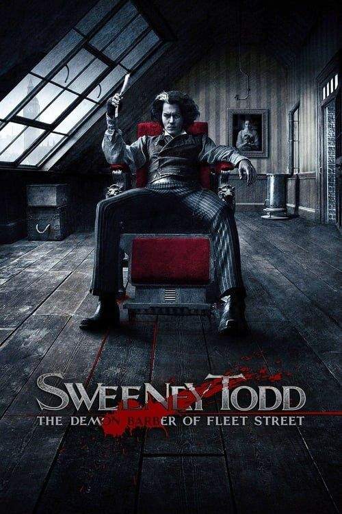 Key visual ofSweeney Todd: The Demon Barber of Fleet Street
