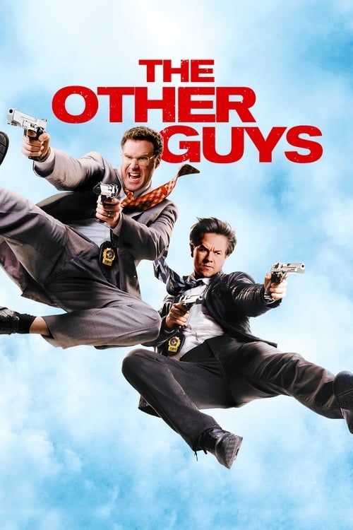 Key visual ofThe Other Guys