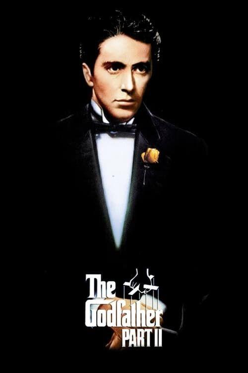 Key visual ofThe Godfather: Part II