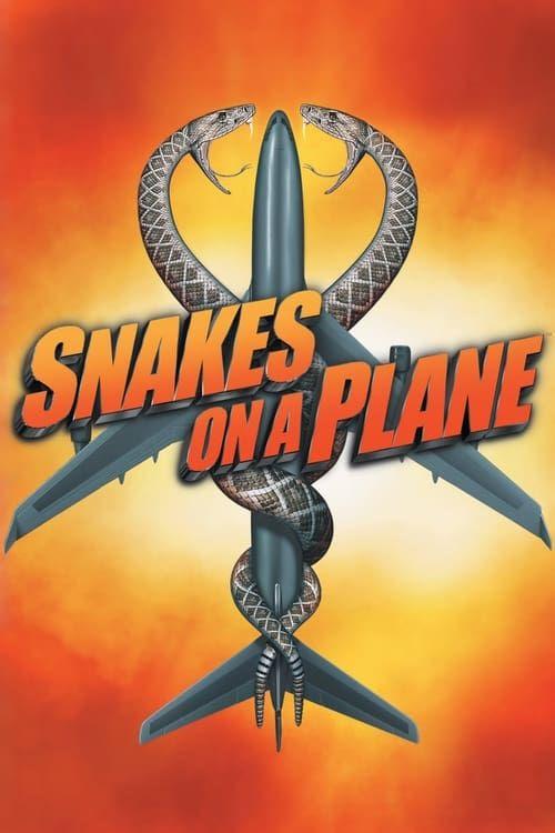 Key visual ofSnakes on a Plane