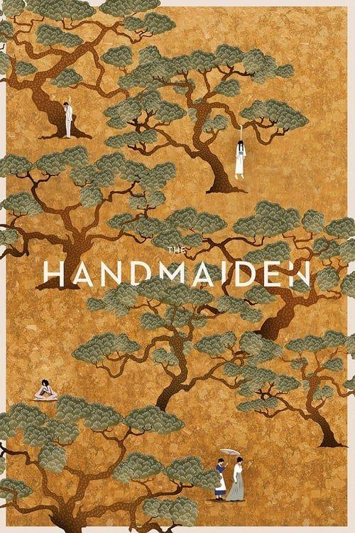 Key visual ofThe Handmaiden