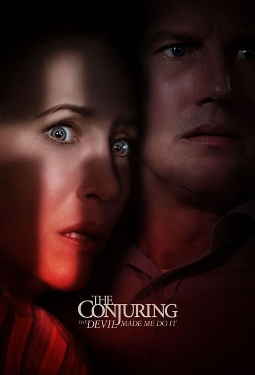 Key visual ofThe Conjuring: The Devil Made Me Do It