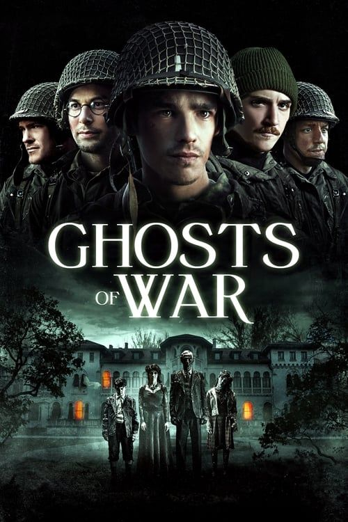 Key visual ofGhosts of War