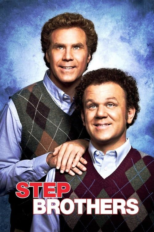 Key visual ofStep Brothers