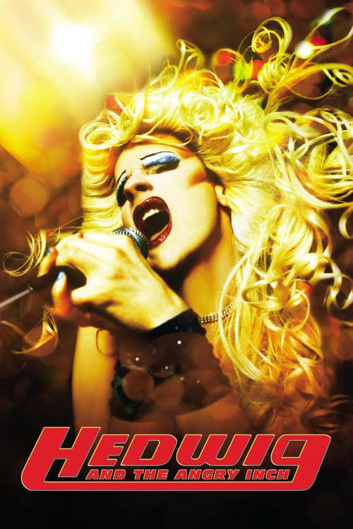 Key visual ofHedwig and the Angry Inch