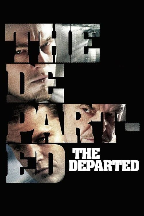 Key visual ofThe Departed