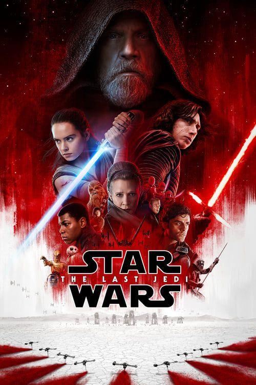 Key visual ofStar Wars: The Last Jedi