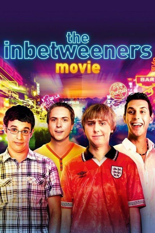 Key visual ofThe Inbetweeners Movie