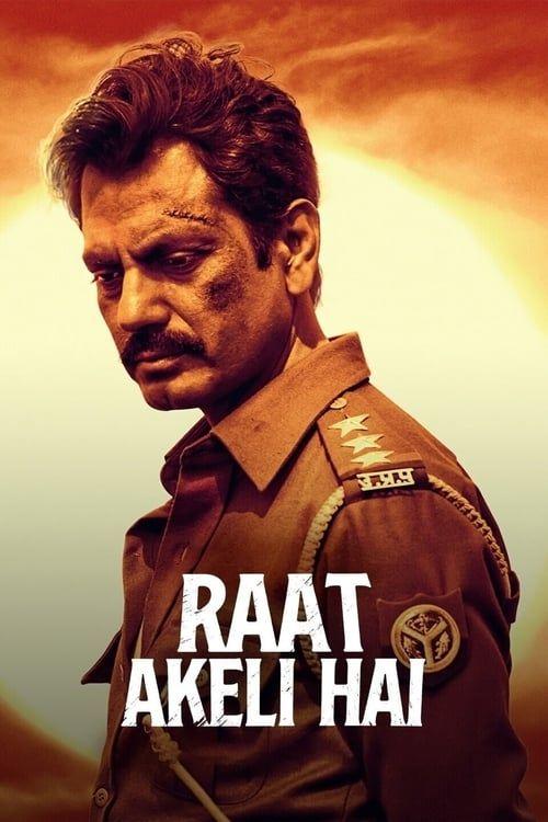 Key visual ofRaat Akeli Hai