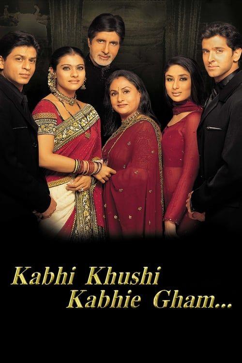 Key visual ofKabhi Khushi Kabhie Gham