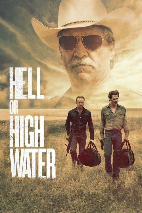Key visual ofHell or High Water