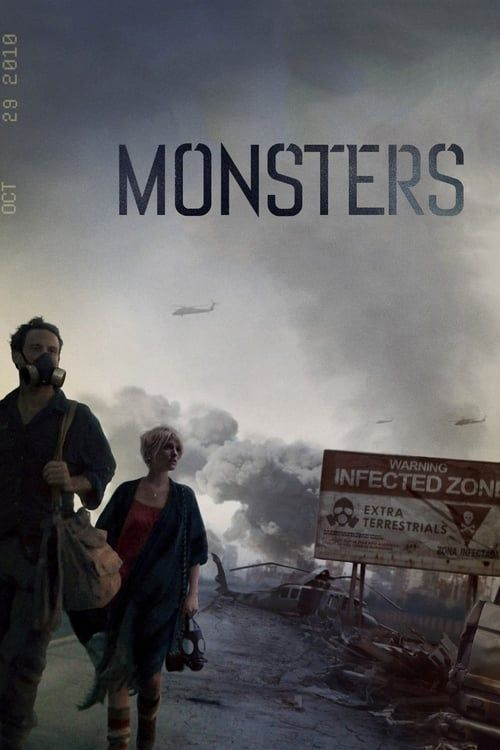 Key visual ofMonsters