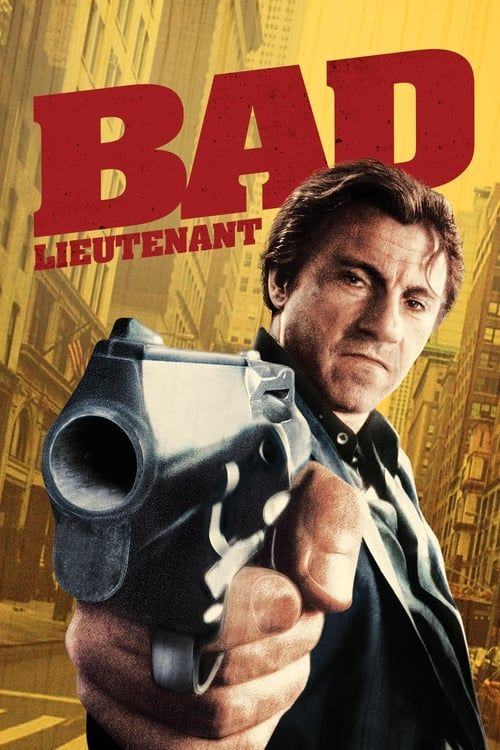 Key visual ofBad Lieutenant