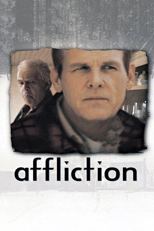Key visual ofAffliction
